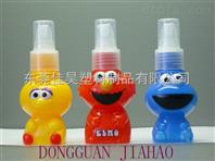 塑料卡通瓶 吹塑卡通瓶 【东莞吹塑*品牌】