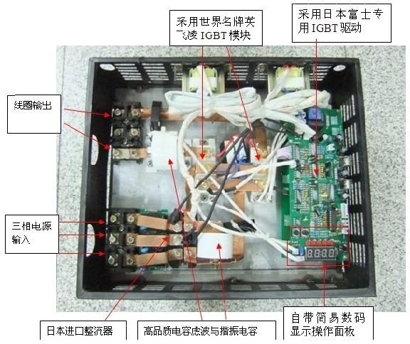 系统接线说明及示意图