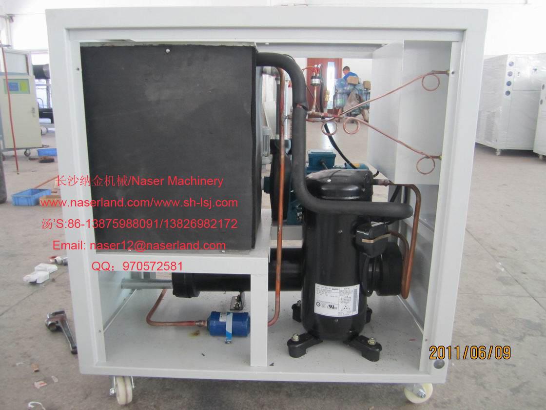 免装冷却塔,安装容易,移动方便